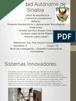 sistemas constructivos innovadores