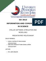Stella. Stimulation and Modelling
