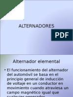 Definición - ALTERNADORES
