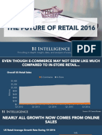 20161114_The Future of Retail_Business Insider