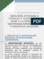 Biblia Geología Aplicada a Túneles y Cavernas Con Mecánica de Rocas y Mecánica de Suelos Geologia y Geotecnia