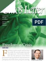 Freedom in Crisis, Cato Cato's Letter