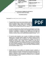 Ficha Bibliografica - La Oferta