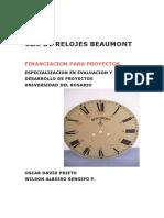 Caso Relojes Beaumont