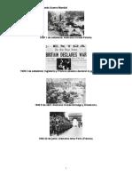 Linea de Tiempo 2da Guerra Mundial