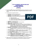 Appendix 9C - Instructions - RAOD FE