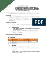 Especificaciones Tecnicas Aditivo de Concreto