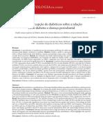 Doença Periodontal e Diabéticos