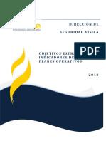 10. EDEEste - Plan Operativo 2012 Dir. Seguridad Fisica