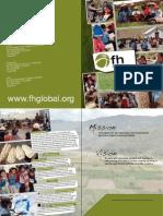 Folder FH Bolivia 2009