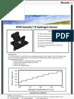 SenseH2®‐R Hydrogen Sensor - SenseH2-R