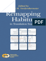 (Approaches to Translation Studies 40) Gisella M. Vorderobermeier (Ed.)-Remapping Habitus in Translation Studies-Rodopi (2014)