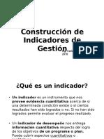 2.- Construccion de Indicadores de Gestion