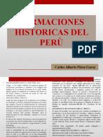 Formaciones historicas del Peru. Clase 2. PEB.pptx