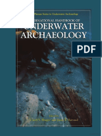 RUPPÉ, BARSTAD- International Handbook Underwater Archaeology