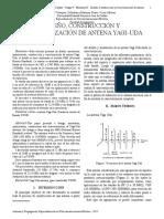 Antena Yagi UdaV2