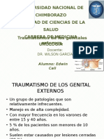 Traumatismo Genital