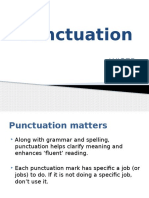 Punctuation Marks_ppt2 Legal Writing
