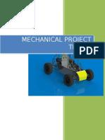 Mechanical Project List 2016