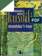 Feriddun Attar - Kuş Dili