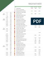 Forex Calendar @ Forex Factorysss