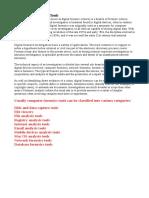 Best Digital Forensics Tools