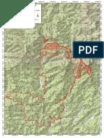 11-22-2016 Rock Mountain Fire IR Map 11x17 Portrait