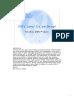 HDTV System Design