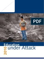 Education Under Attack
