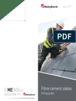 Fibre Cement Slates Fixing Guide