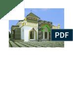 Gambar Masjid Minimalis
