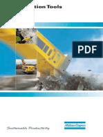 Atlas Copco Construction Tools - Facts Book