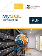 MySQL Introduction - Antun Peicevic