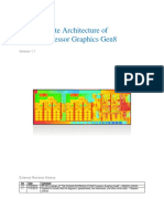 Compute ArchitCompute Architecture of Intel Processor Graphics Gen8ecture of Intel Processor Graphics Gen8
