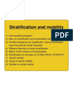 Sociology Notes Stratification Mobility