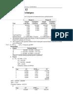 IM Ch09 Capital Budgeting Techniques