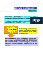 Resumo Marketing Para Sec XXI