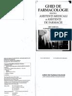 Farmacologie Pentru Asistenti Medicali Si Asistenti de Farmacie
