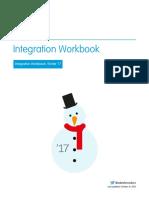 Force.com Integration Workbook