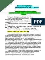 Briandavidphillips__Core Skills Hypnosis DVD Course