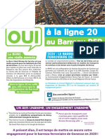 Tract Barreau VHD