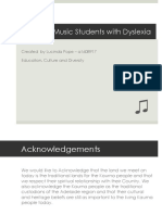 professional development workshop dyslexia