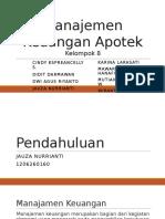 Manajemen Keuangan Apotek
