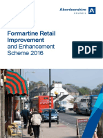 Formartine Retail Improvement Scheme 2016