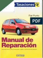 Manual de Reparación Fiat Punto Mk1 (1993 - 1999)