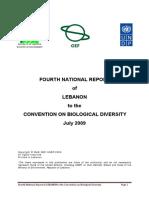 Biodiversity in Lebanon