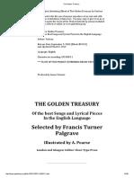 Palgrave Golden Treasury Gutenberg