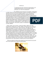 Historia Del Piano