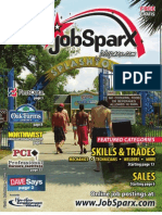 JobSparx - June 18th Issue