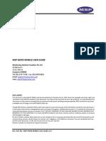 MSP RAPID Mobile User Guide v2.0